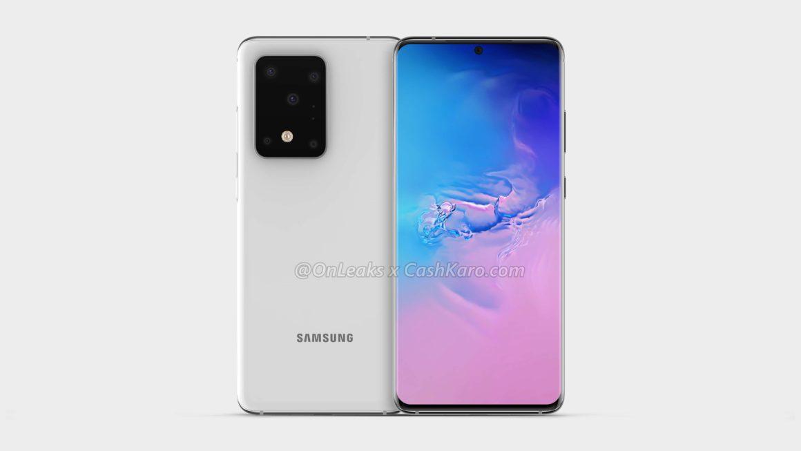 Samsung Galaxy S20 Ultra will support a massive 100x hybrid zoom 1