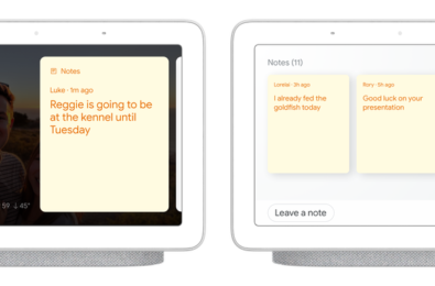 Google announce Sticky Notes, Scheduled Tasks and more Google Assistant improvements at CES 9