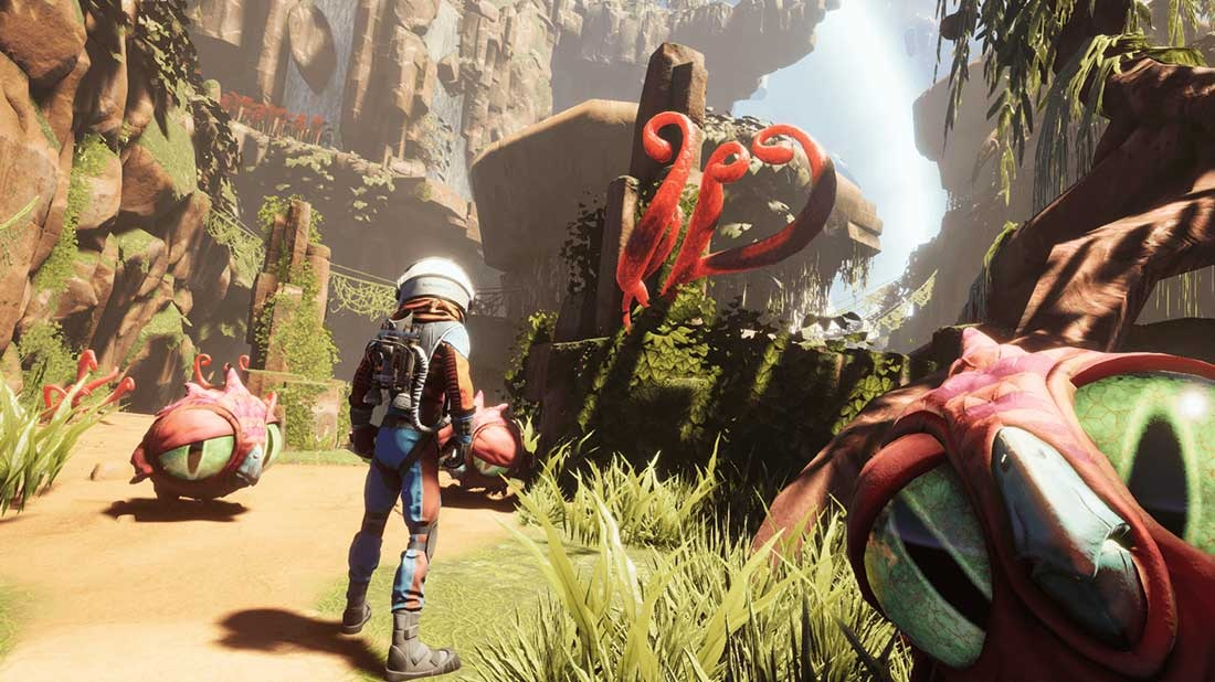 Review: Journey To The Savage Planet is one small step for man, one fun leap for mankind. 1