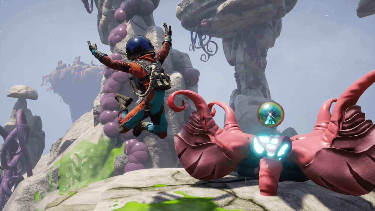 Review: Journey To The Savage Planet is one small step for man, one fun leap for mankind. 5