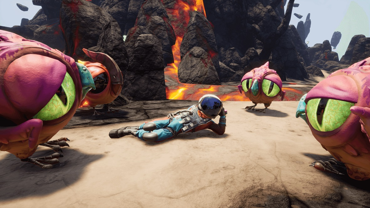 Review: Journey To The Savage Planet is one small step for man, one fun leap for mankind. 7