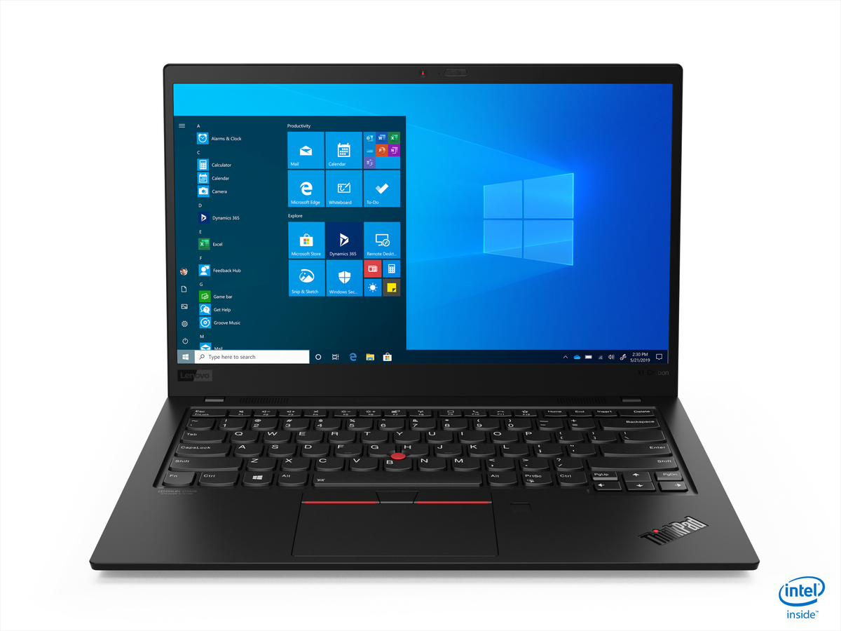 Lenovo announces ThinkPad X1 Carbon 8th Gen and ThinkPad X1 Yoga 5th Gen with new 10th gen Intel vPro processors 1