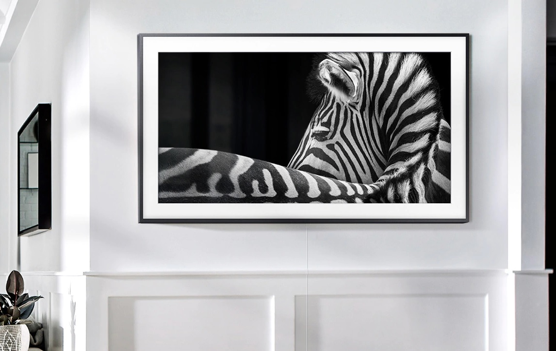 Samsung updates their Frame and Wall TVs with new size options #CES2020 -  MSPoweruser