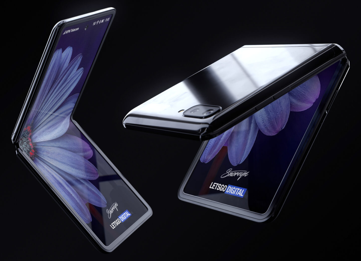 Samsung Galaxy Z Flip may hit shelves on Valentines day, as a carrier exclusive 1