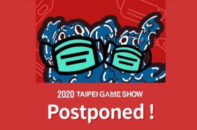 Coronavirus outbreak leads to Taipei Game Show cancellation 1