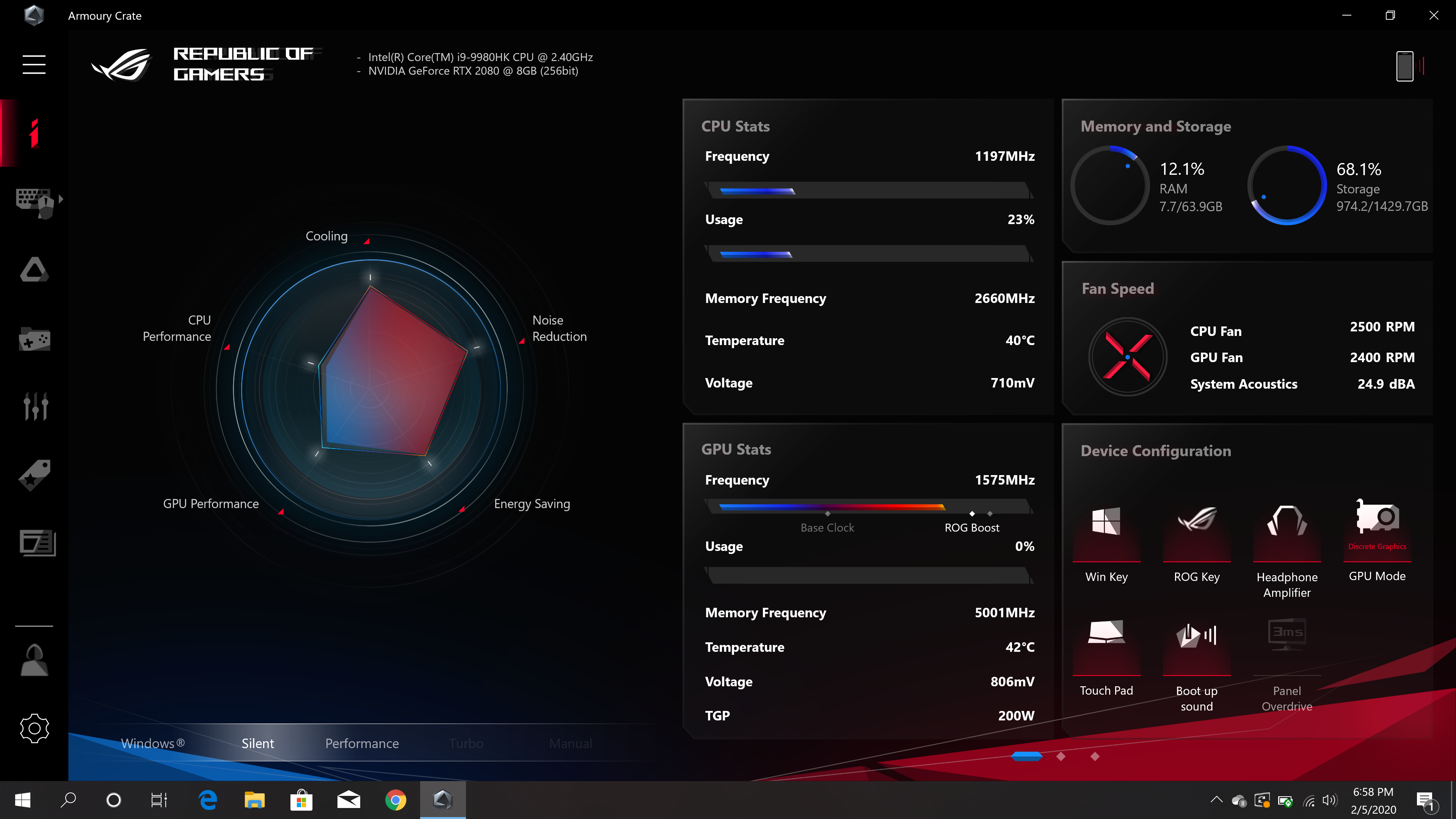 Review: Asus ROG Mothership, the Surface Pro on steroids 23