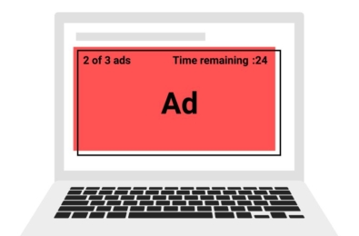 Google Chrome will soon block annoying and intrusive ads that appear during video content 11