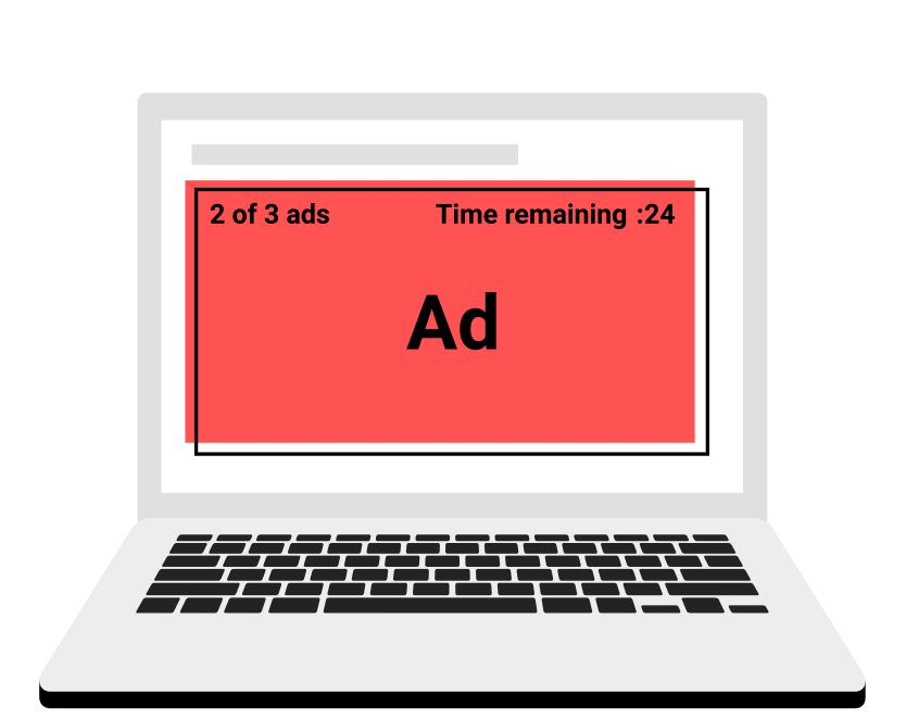Google Chrome will soon block annoying and intrusive ads that appear during video content 1