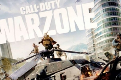 Call of Duty: Warzone is Modern Warfare's Battle Royale mode 1