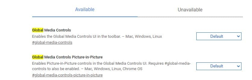 Great news! You can now activate the Picture-in-Picture mode directly from the Global Media Controls in Chrome 2