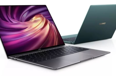 Huawei announces updated MateBook X Pro with 10th gen Intel Core processors and a new green color option 9