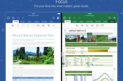 Microsoft releases redesigned Word, Excel and PowerPoint apps for iOS devices 7
