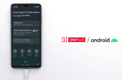 OnePlus smartphones are now getting Google Assistant's Ambient Mode 3