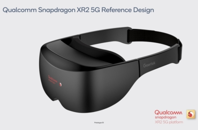 Qualcomm announce new Snapdragon XR2 5G Mixed Reality Reference Design 5
