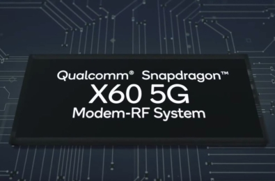 Qualcomm announces Snapdragon X60, the world's first 5nm 5G modem with support for 7.5 Gbps download speed 5