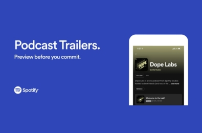 Spotify announces refreshed Podcast Show page with new trailers 1
