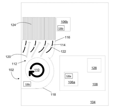 Microsoft's patent reveals a new thermal design, probably for Surface Book 3 1