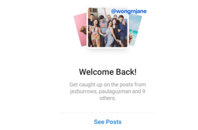 Instagram may bring back something like the Chronological feed 10