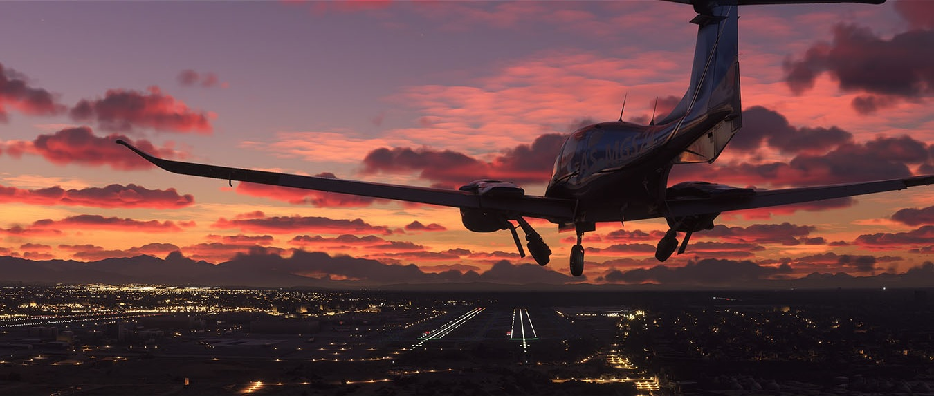 Microsoft Flight Simulator specs requirements