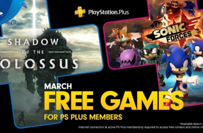 Update: PlayStation Plus March 2020 lineup confirmed 1