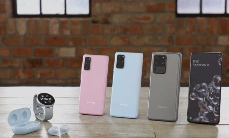 Check out the video demo of Galaxy S20's game-changing camera experience 1