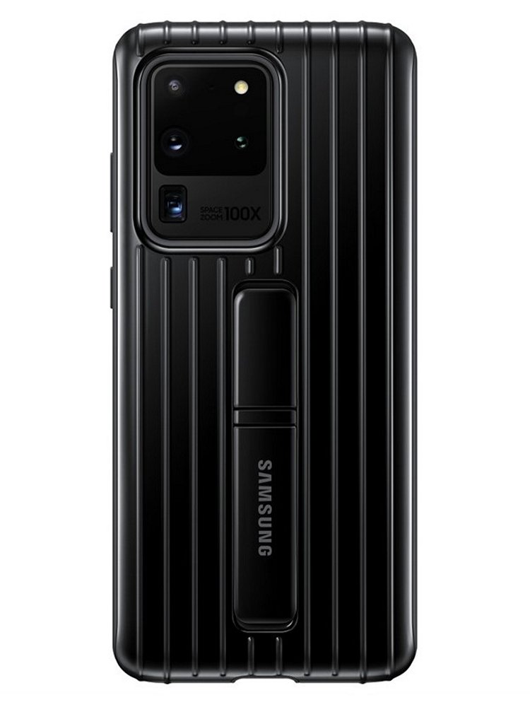 These are the Samsung Galaxy S20 Ultra 5G's official cases 2