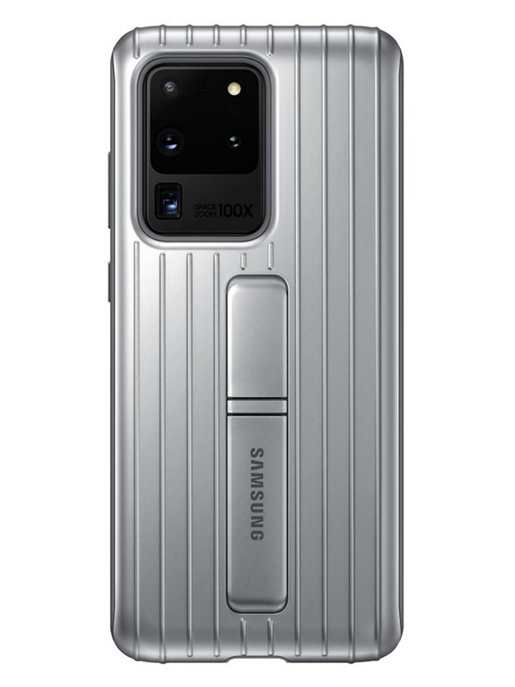 These are the Samsung Galaxy S20 Ultra 5G's official cases 3