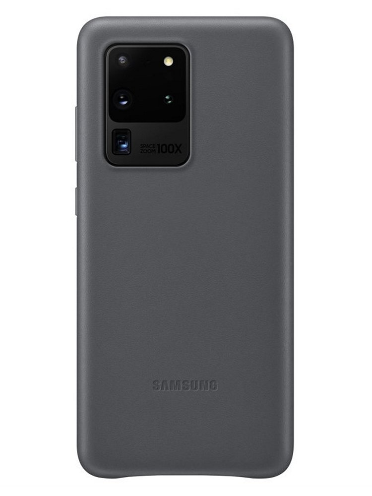 These are the Samsung Galaxy S20 Ultra 5G's official cases 6