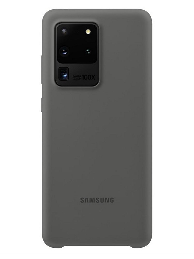These are the Samsung Galaxy S20 Ultra 5G's official cases 7