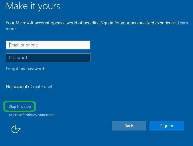 Microsoft extends plot to hide Windows 10 Local Accounts setup to rest of the world 1