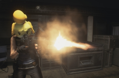 Resident Evil 3 Isabelle