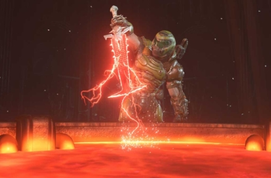Doom Eternal review banner