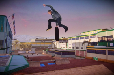 New Tony Hawk Pro Skater game leaked through band announcement 1