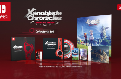 Xenoblade Chronicles: Definitive Edition trailer reveals awesome collector's edition 3
