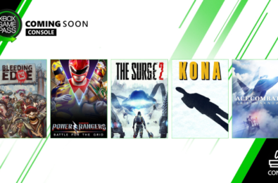 Game Pass adds The Surge 2, Power Rangers and more 4