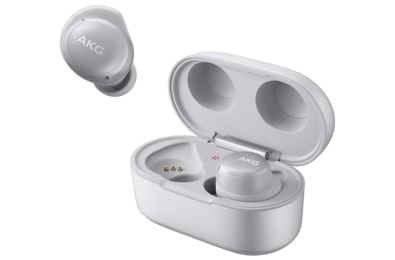 Samsung lists AKG N400 wireless earbuds which are waterproof and feature active noise cancellation 24