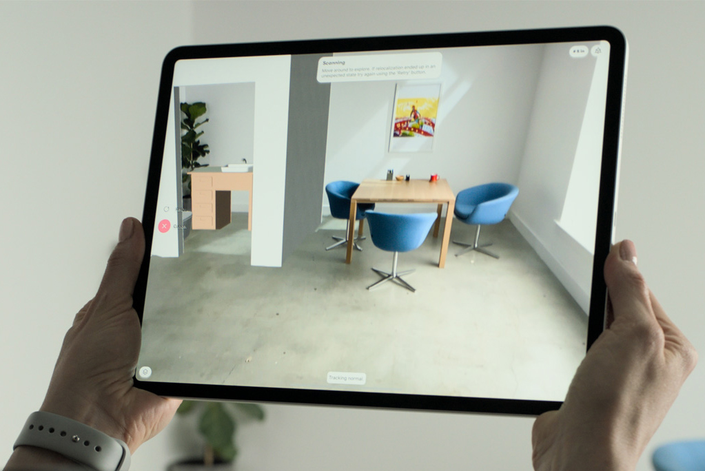 ARKit 3.5 is here to take advantage of the new iPad Pro's LIDAR with multiple new features 1