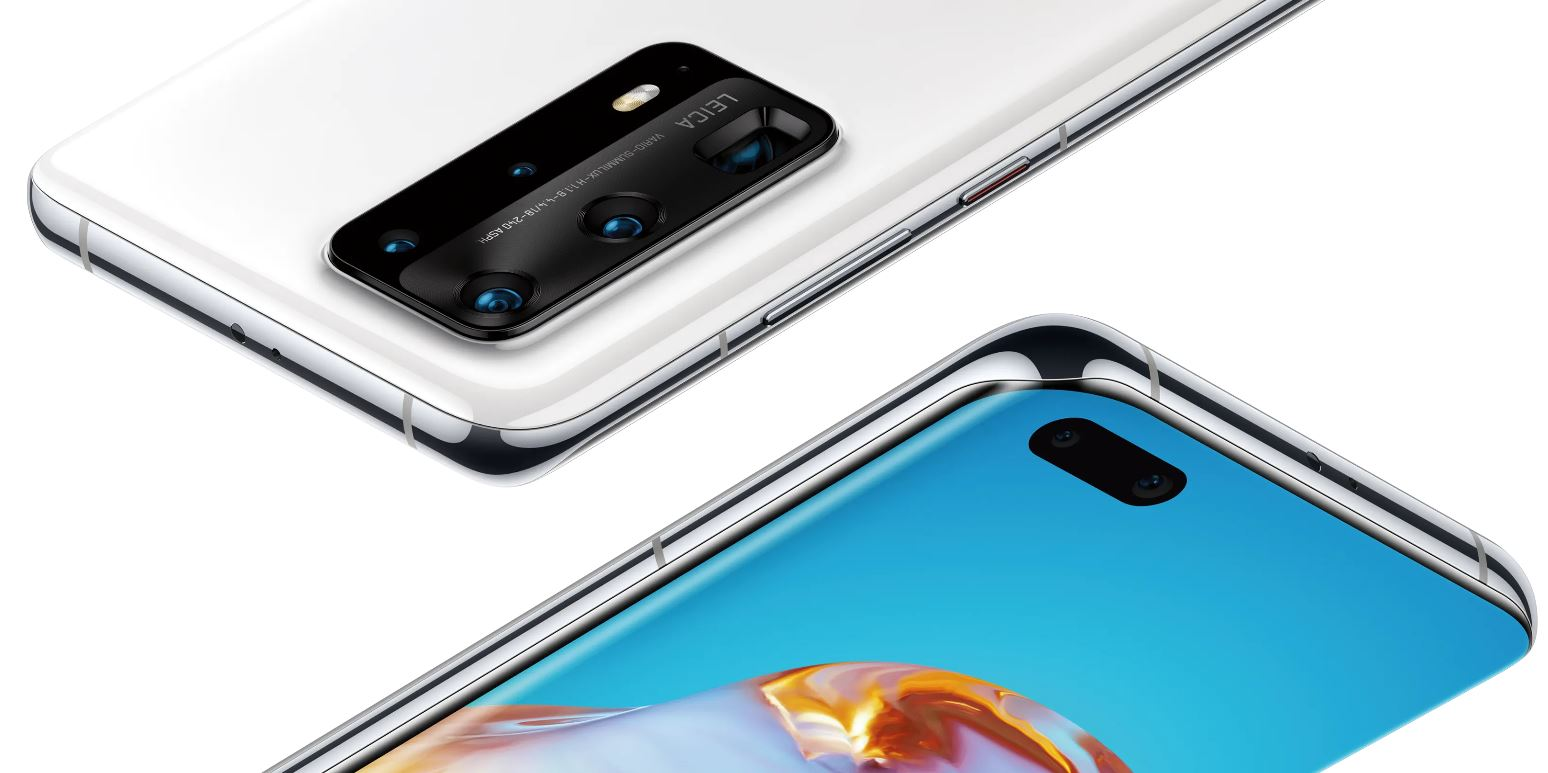 Huawei announces new P40 series smartphones with industry leading camera features 1
