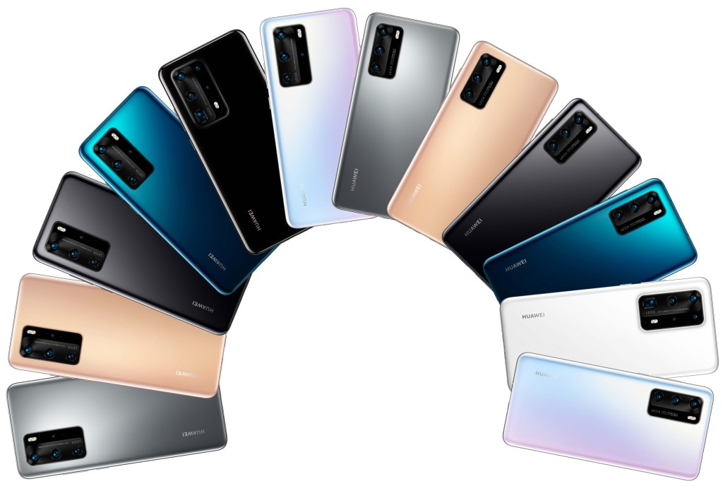 Huawei P40 series will be available in these many color options 1