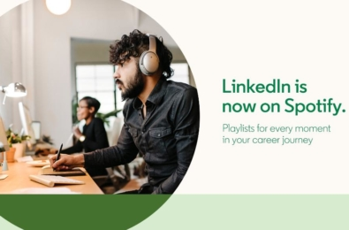 Job hunt getting you down? LinkedIn has just the right Spotify playlist for you 12