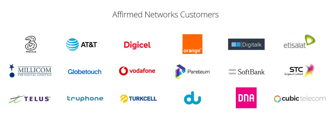 Microsoft to acquire Affirmed Networks, the industry leader in the virtualization of mobile networks 2
