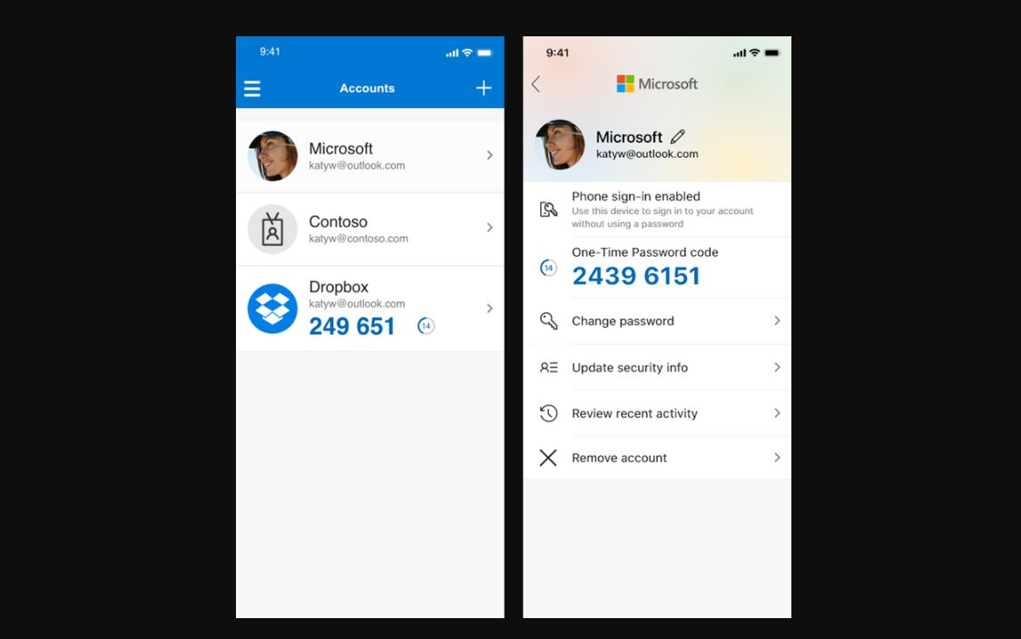 Microsoft Authenticator Ios App Updated With Improved App Lock Protection Mspoweruser