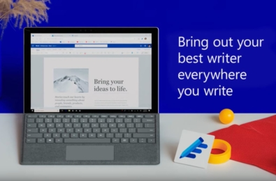 Microsoft Editor is an AI-powered writing assistant that takes on Grammarly 1