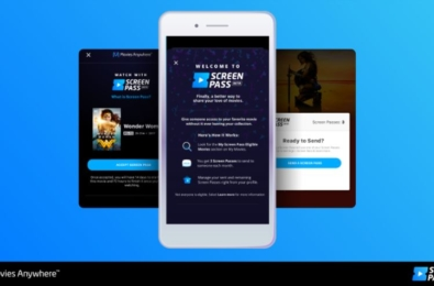 Movies Anywhere Screen Pass feature will allow you to share your movies with friends and family 1