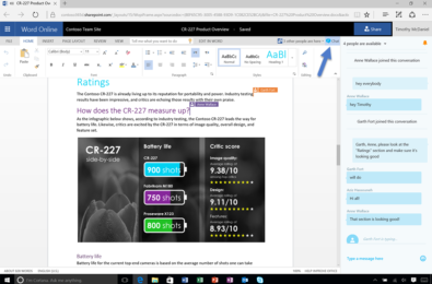 Microsoft to kill co-editor chat access across all Office apps 2