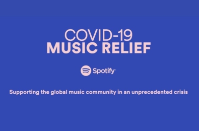 Spotify launches COVID-19 Music Relief project to help musicians 2