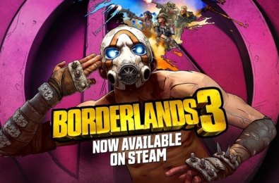 Borderlands 3 now available on Steam 15