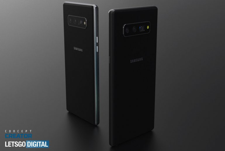 New renders show what Samsung Galaxy Note 20 might look like 1
