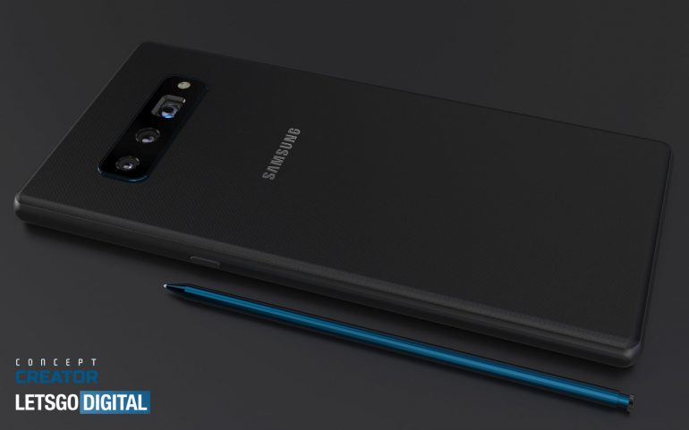 New renders show what Samsung Galaxy Note 20 might look like 5