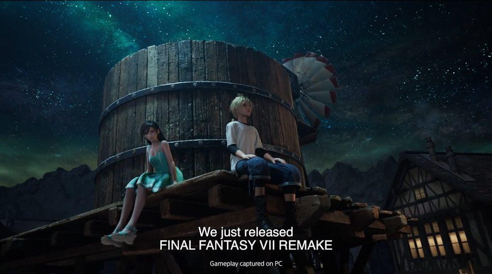 Final Fantasy 7 Remake PC